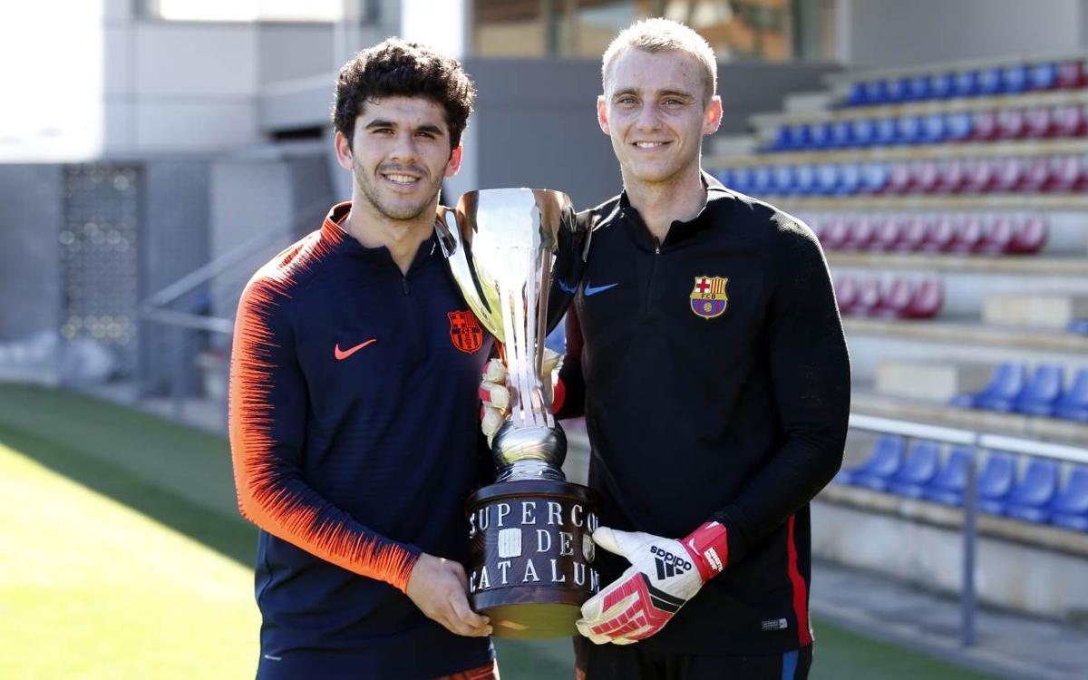PREVIA - FC Barcelona - RCD Espanyol: Un nuevo derbi en la Supercopa de Catalunya