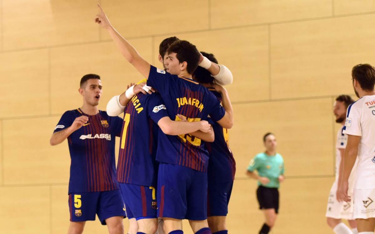 Grandes partidos en la Ciudad Deportiva Joan Gamper
