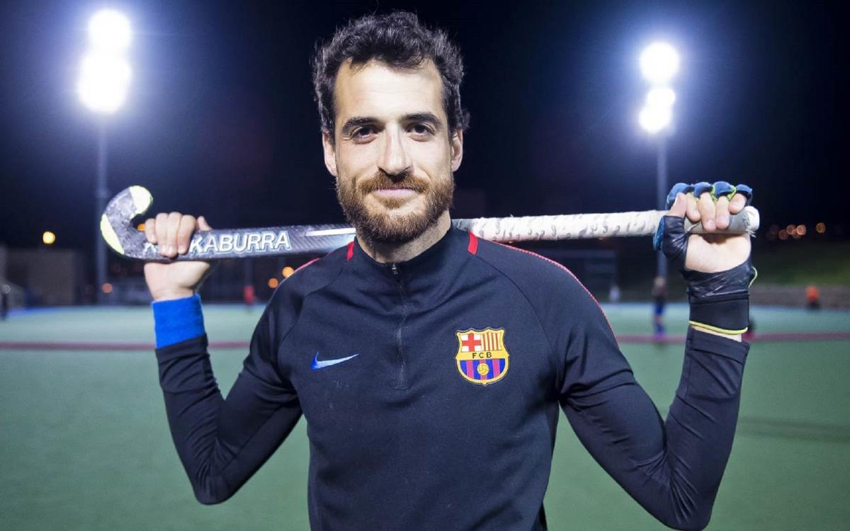 El Barça d'hoquei herba afrontar la Copa del Rei amb bones sensacions