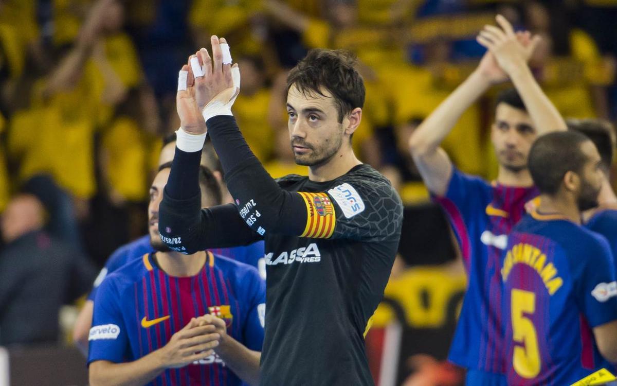 Paco Sedano, determinante en el triunfo ante el Jaén