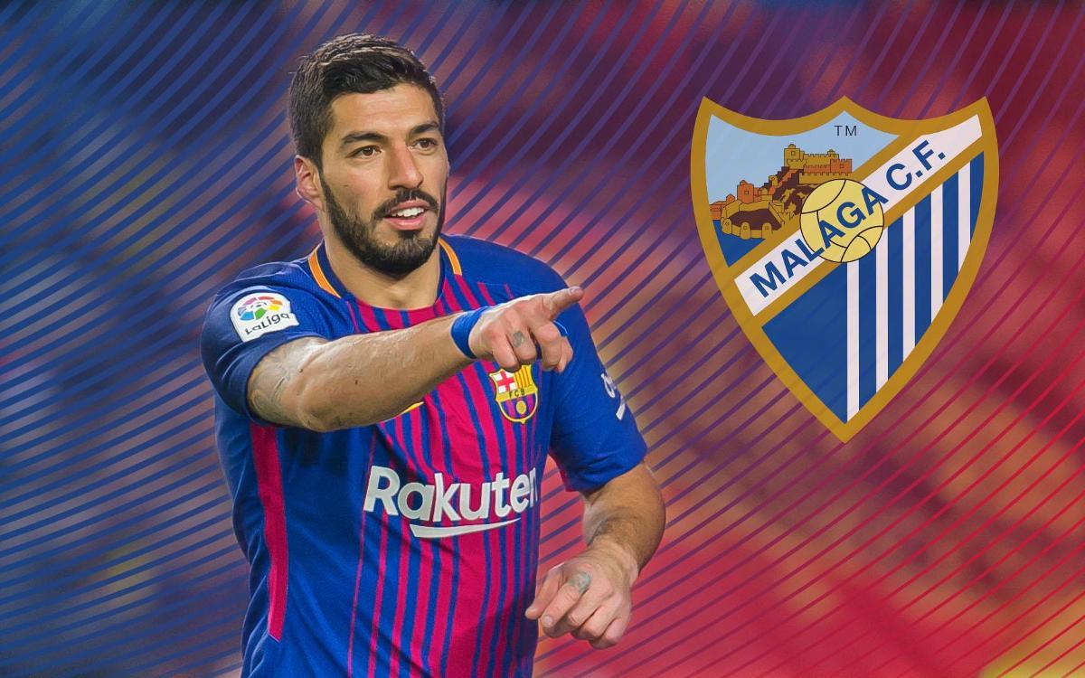 Suárez a marqué contre tous les adversaires de Liga avec le FC Barcelone