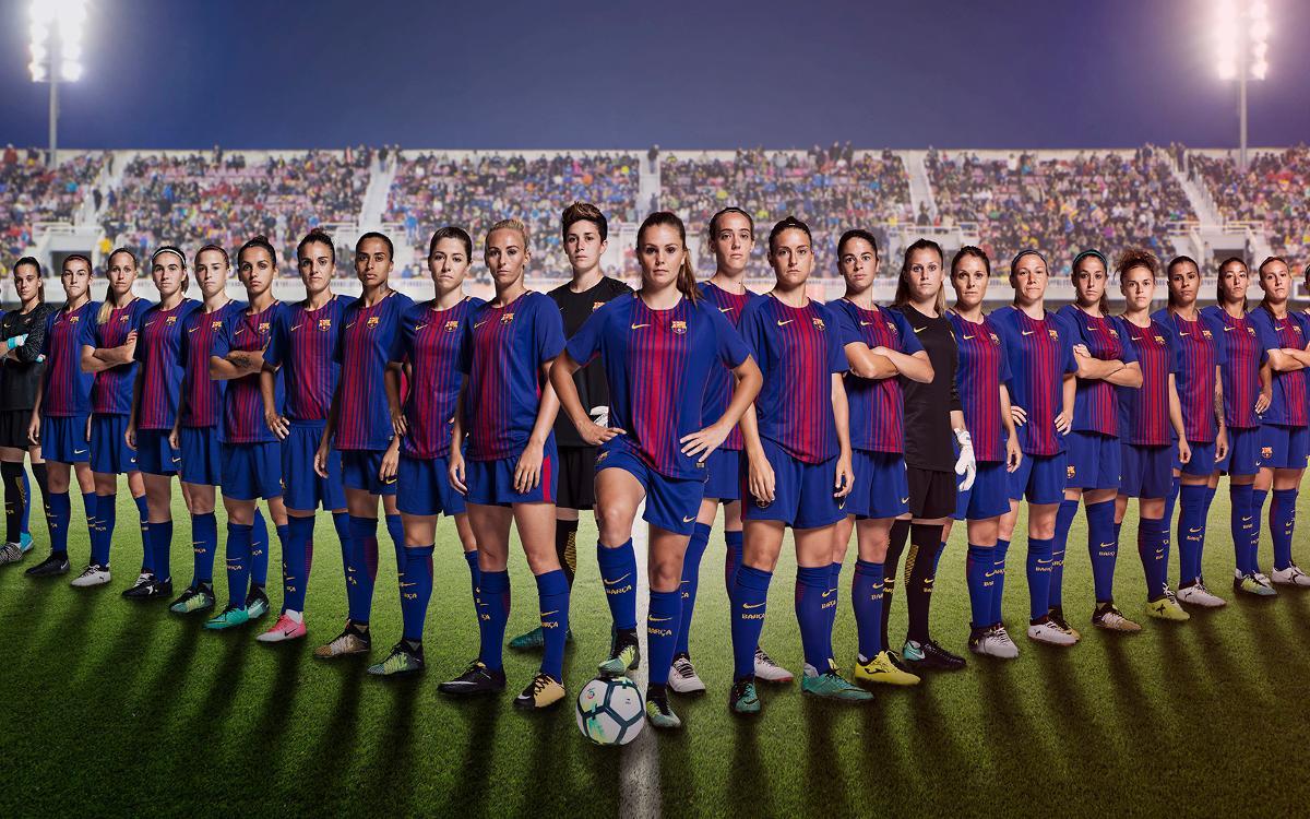 Stanley Black & Decker esdevé partner oficial del primer equip femení del FC Barcelona