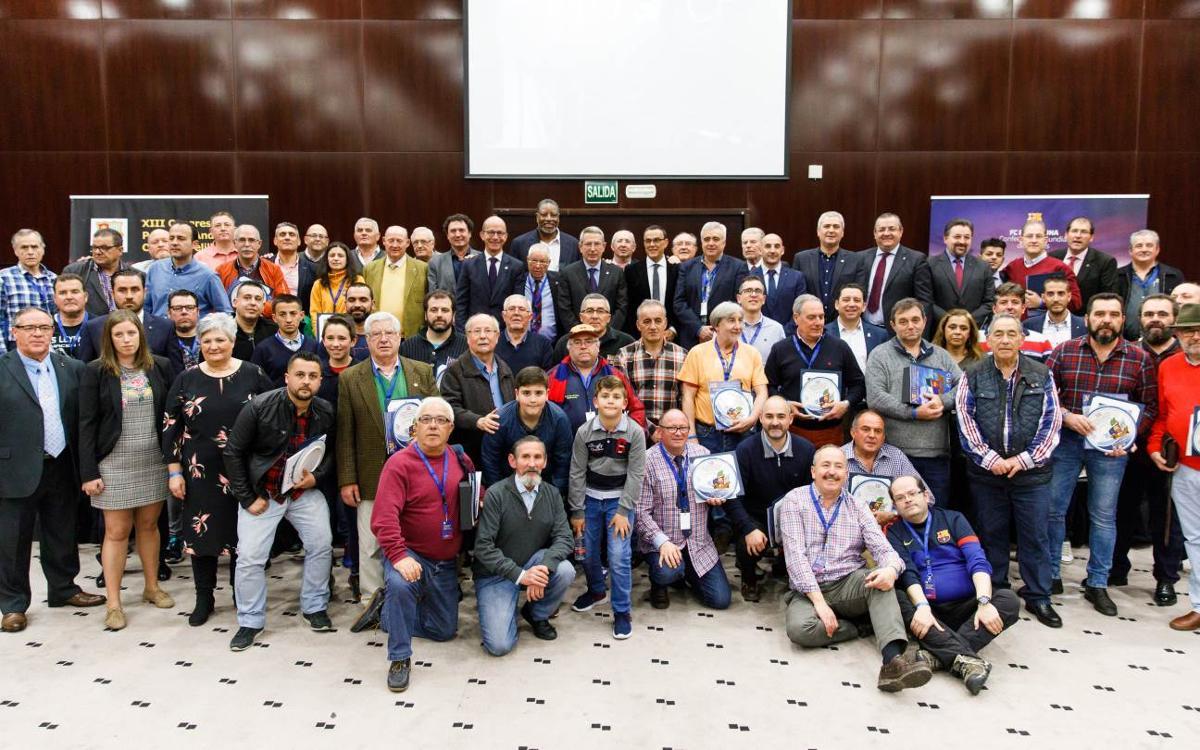 Més de 600 persones acrediten l'èxit del 13è Congrés de Penyes d'Andalusia, Ceuta i Melilla