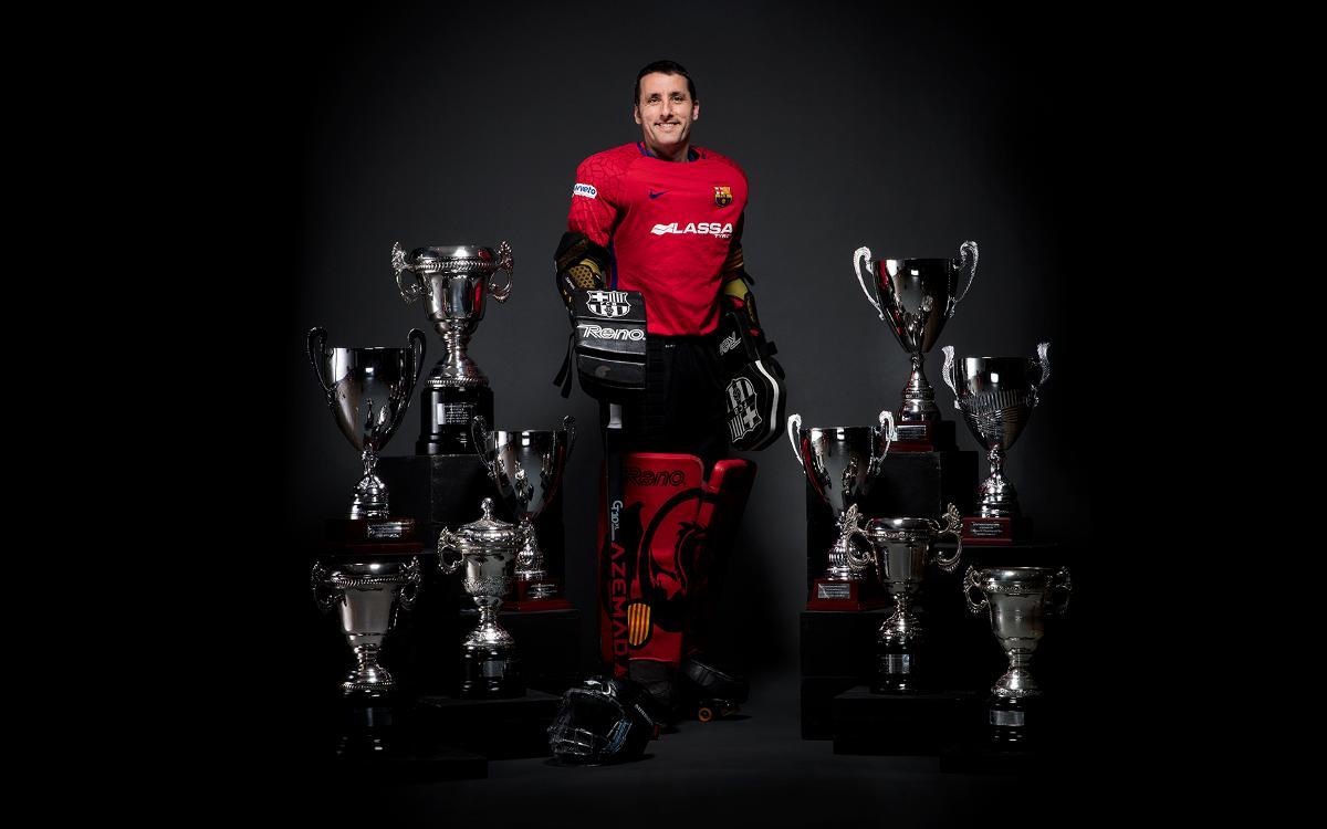 ¡Aitor Egurrola, el hombre de las 10 Copas!