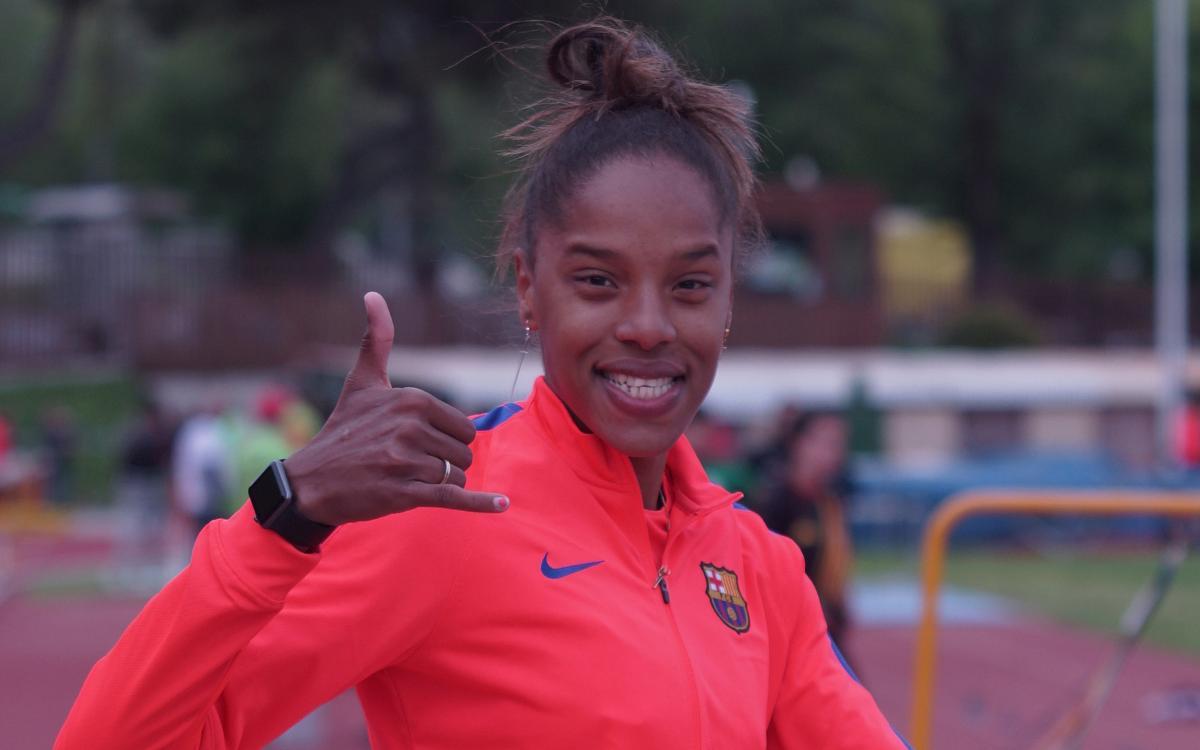 Yulimar Rojas reedita el título de campeona del mundo de triple salto (14,63)