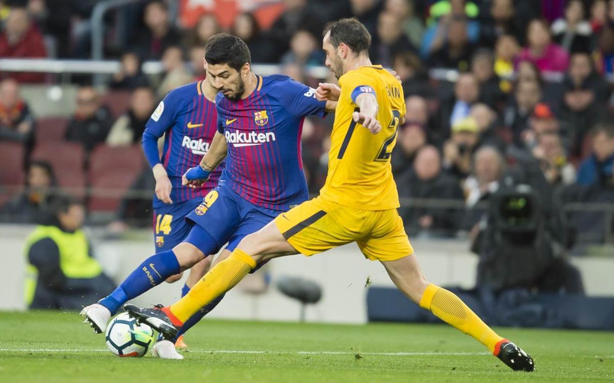 HIGHLIGHTS: Barça v Atlético