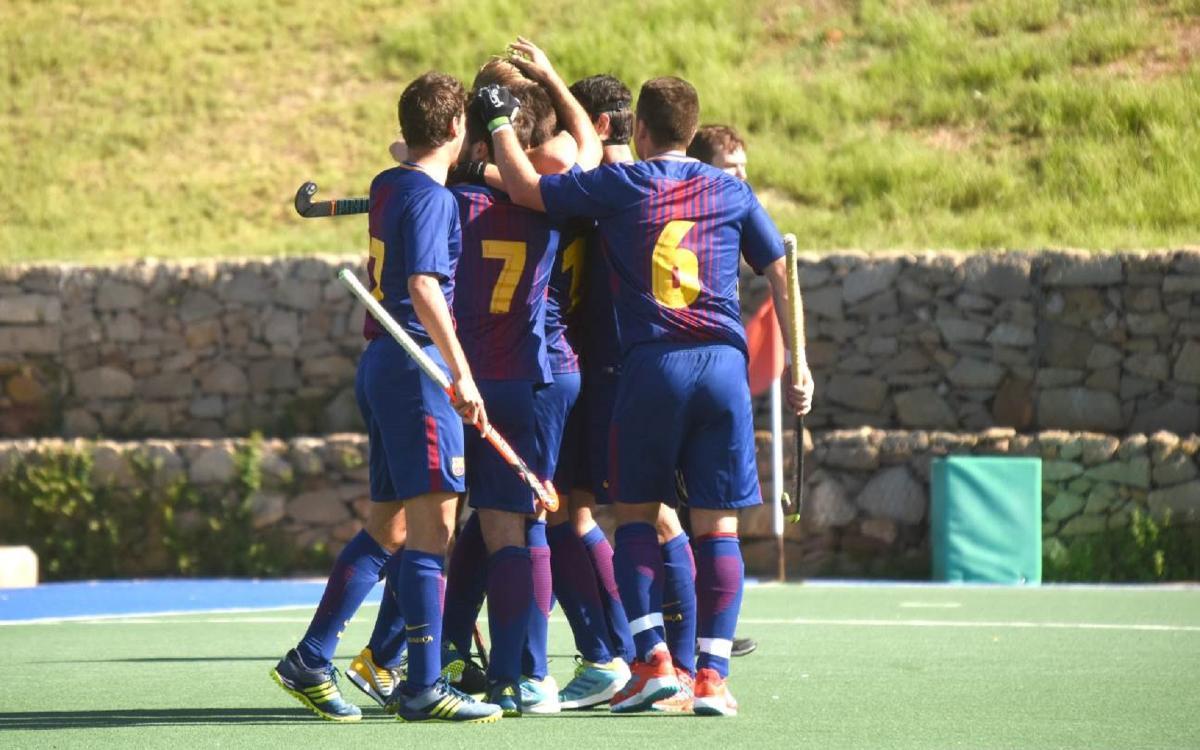 El Barça gana en los shootouts y consigue el tercer puesto en la Copa del Rey (4-3)