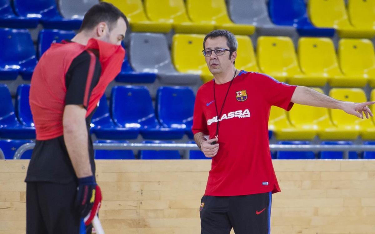 Citylift Girona – Barça Lassa: Concentrats en l'OK Lliga