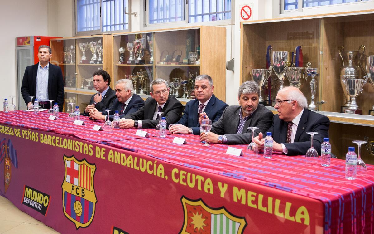 XIII Congrés de Penyes d'Andalusia, Ceuta i Melilla
