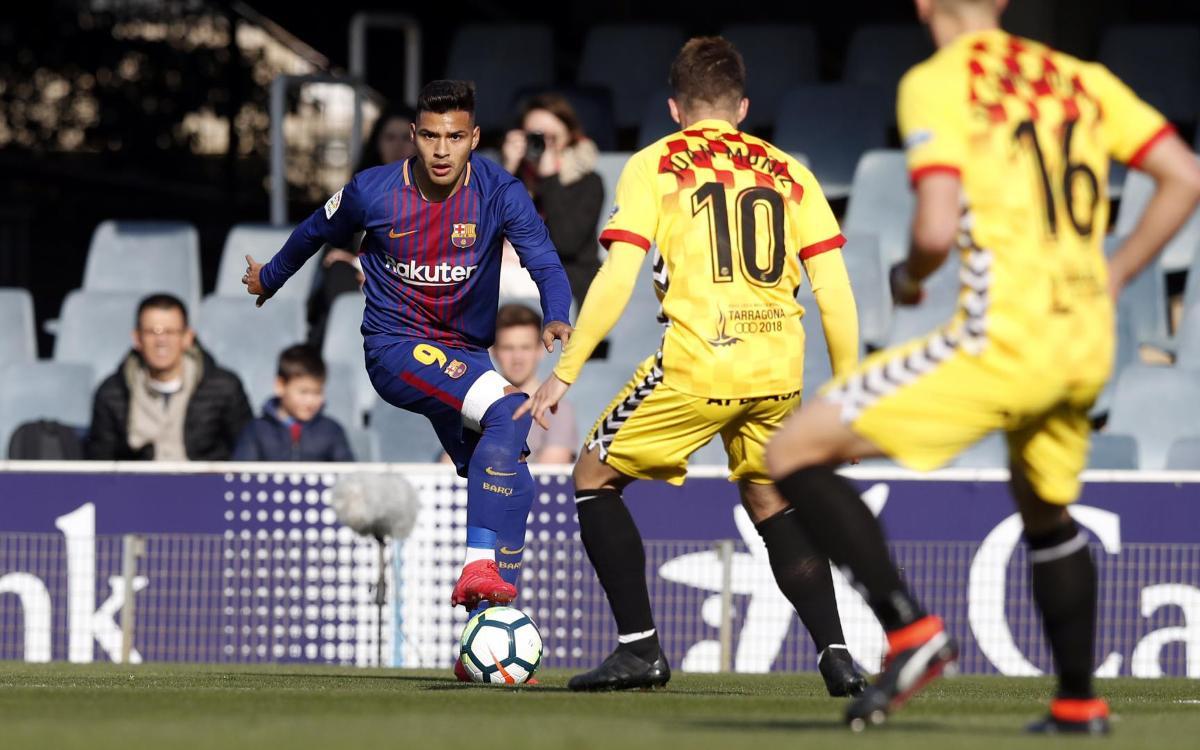 Barça B - CD Numancia: Sumar puntos en casa, una necesidad