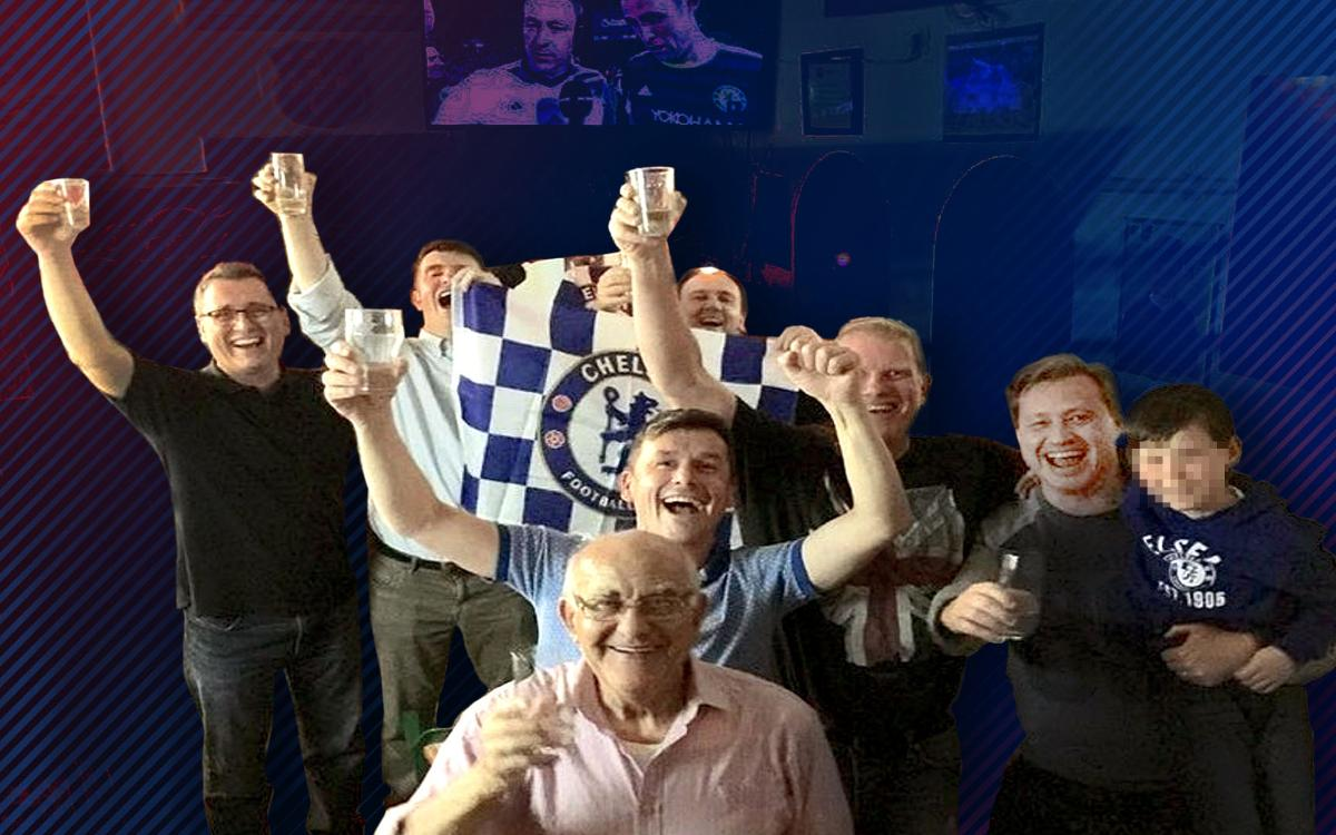 The view from the other side: Chelsea fans living in Barcelona