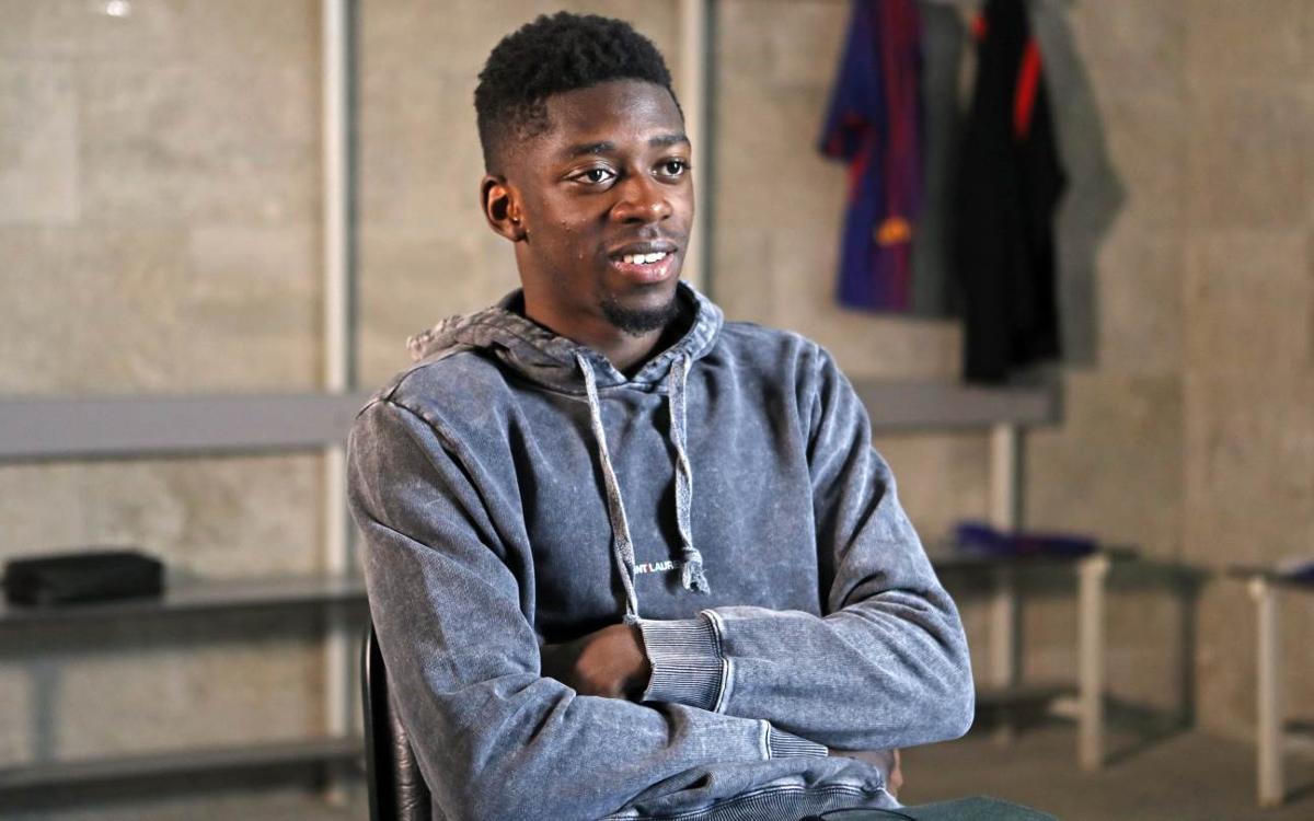 Ousmane Dembélé :