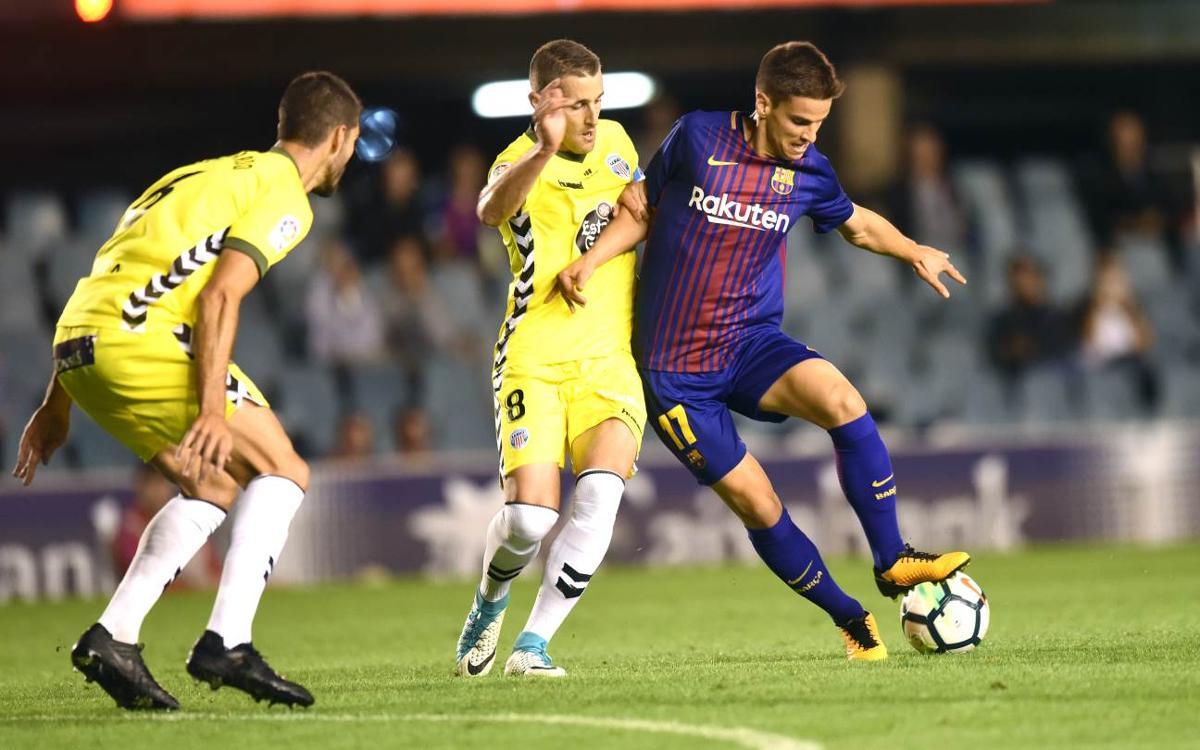CD Lugo – Barça B: Allargar el bon moment, ara a terres gallegues