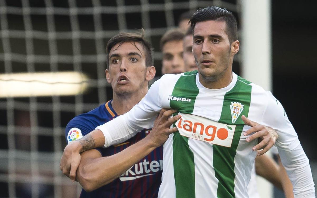 Córdoba CF - Barça B: A por la tercera victoria consecutiva