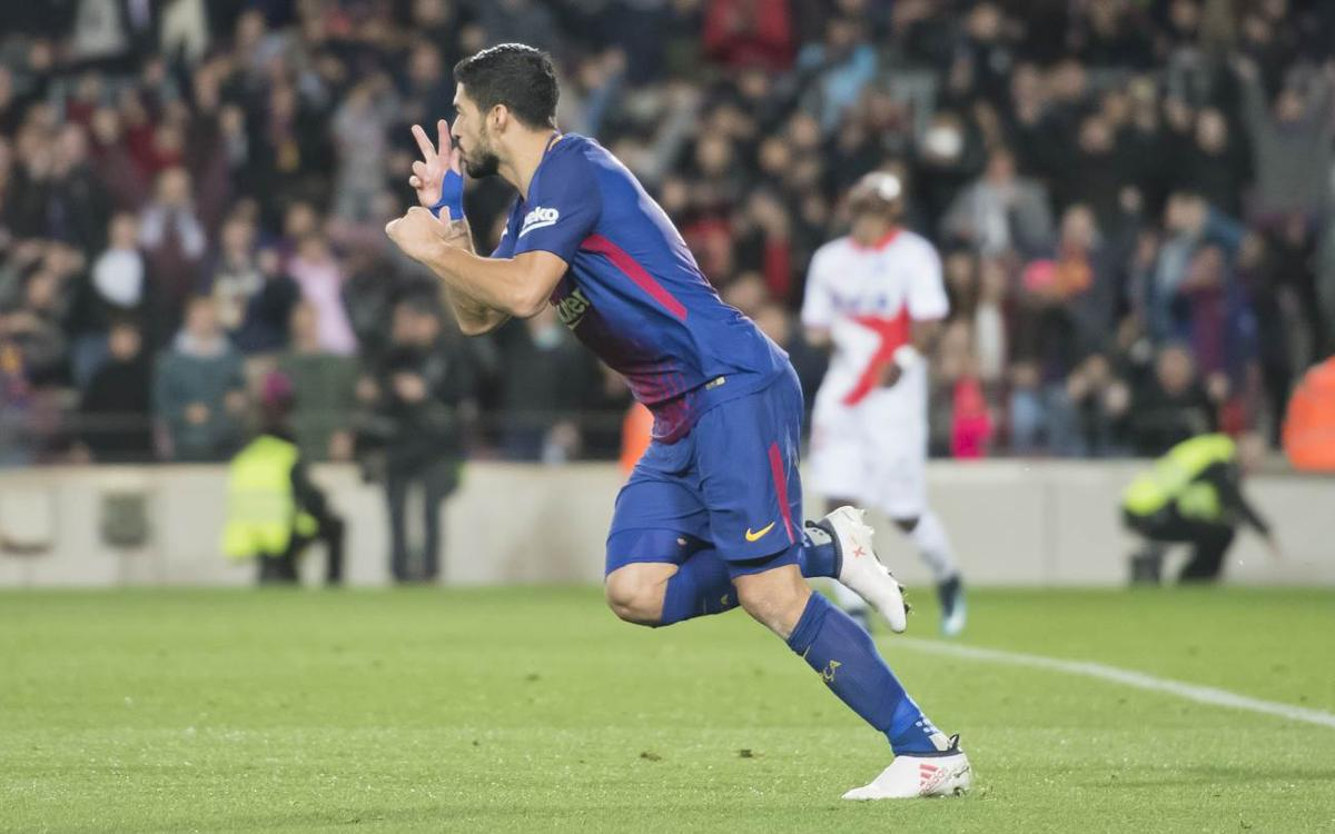 Luis Suárez, a door opener for FC Barcelona