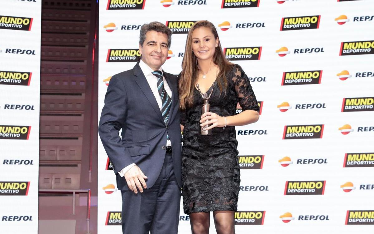 FC Barcelona stars at Mundo Deportivo's Grand Gala