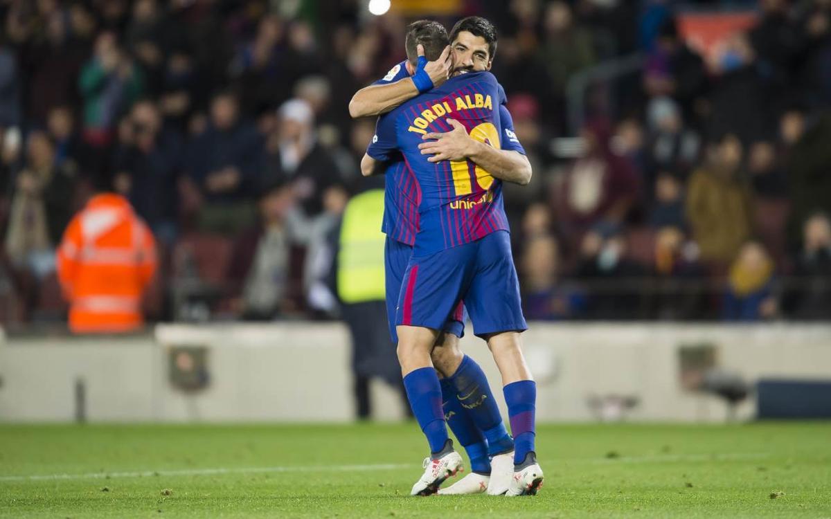 Le FC Barcelone invaincu depuis 5 ans en Coupe du Roi au Camp Nou