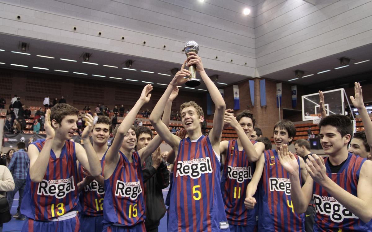 La Minicopa, un altre repte per al Barça Lassa