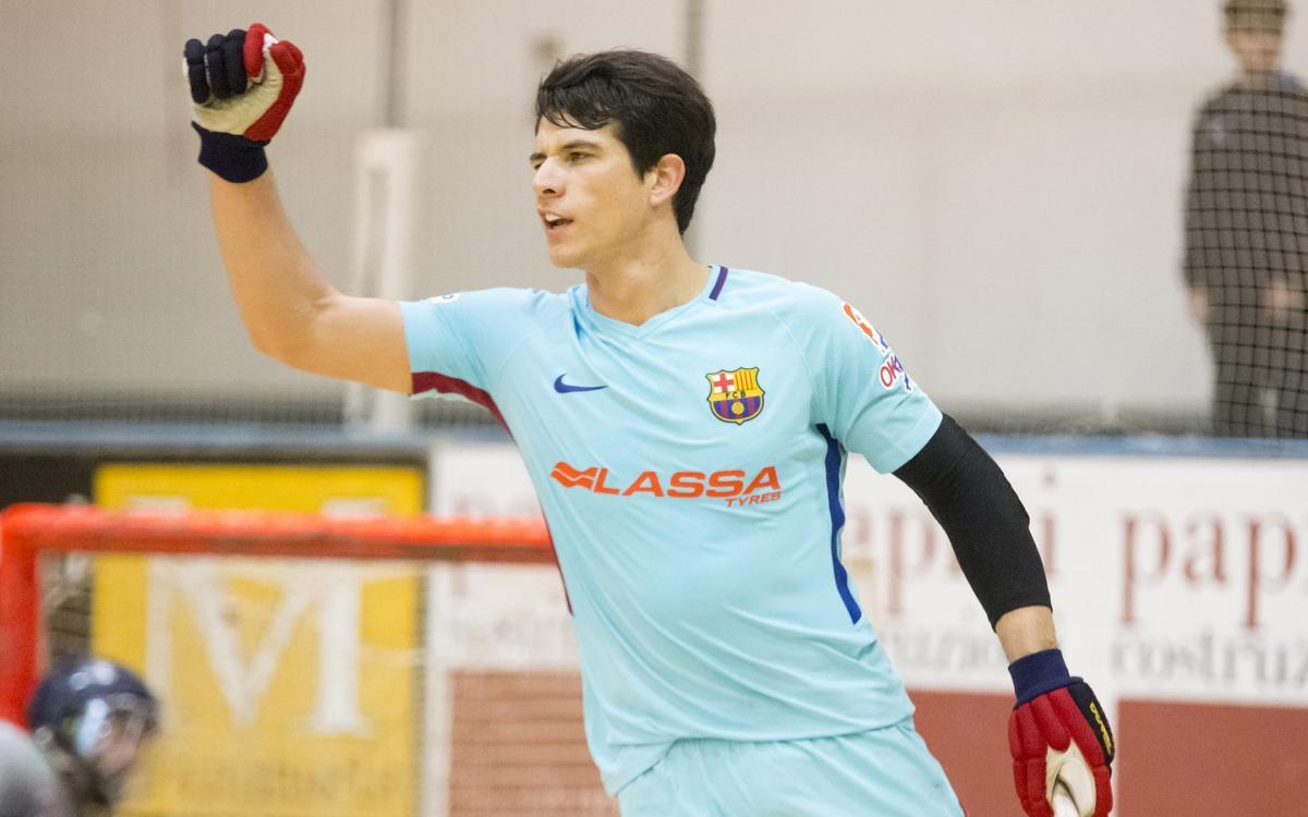 Hockey Forte-Barça Lassa: Més que un triomf a la Toscana (2-4)