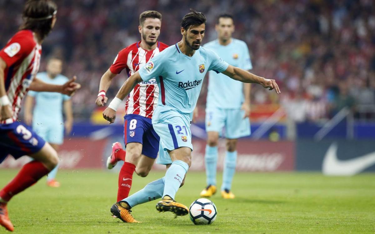 Barça v Atlético Madrid on Sunday 4 March at 4.15pm CET