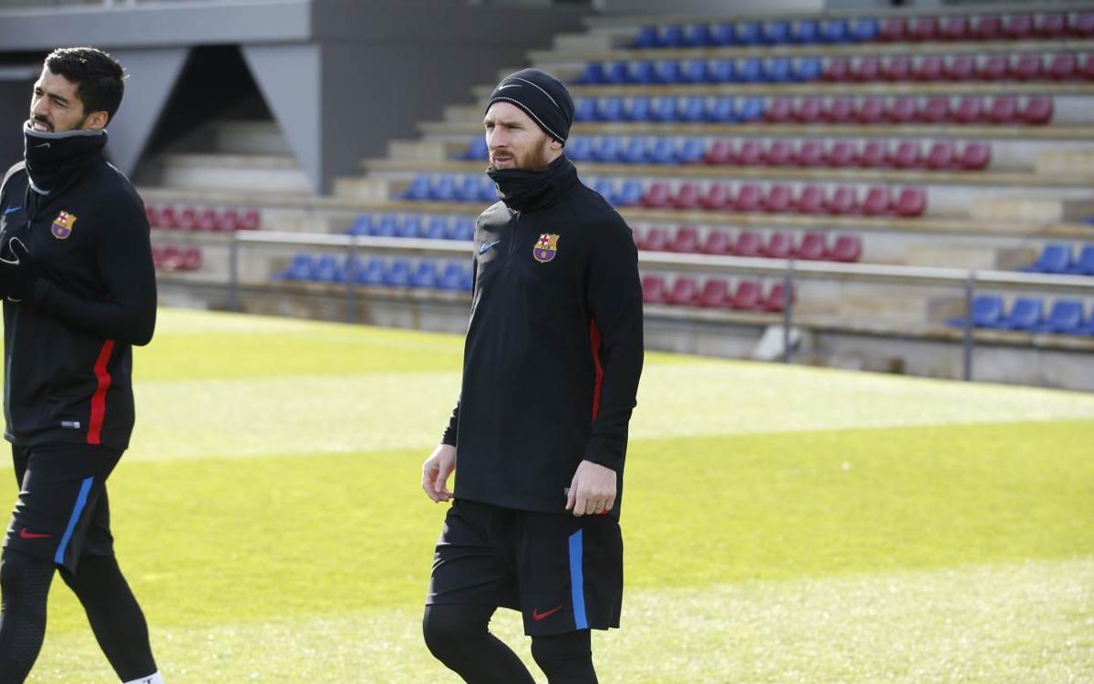 Le groupe du FC Barcelone pour aller défier l'Espanyol en Liga
