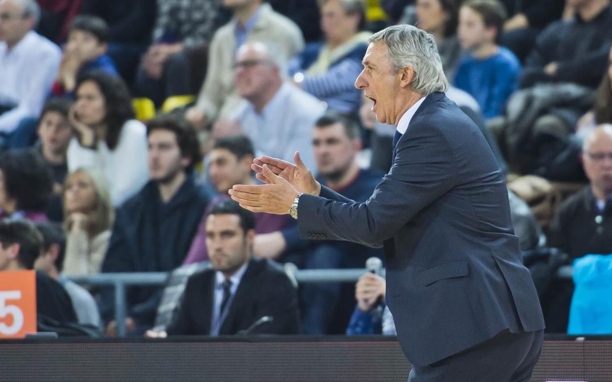 Svetislav Pesic: 'We must be ready to be brave'