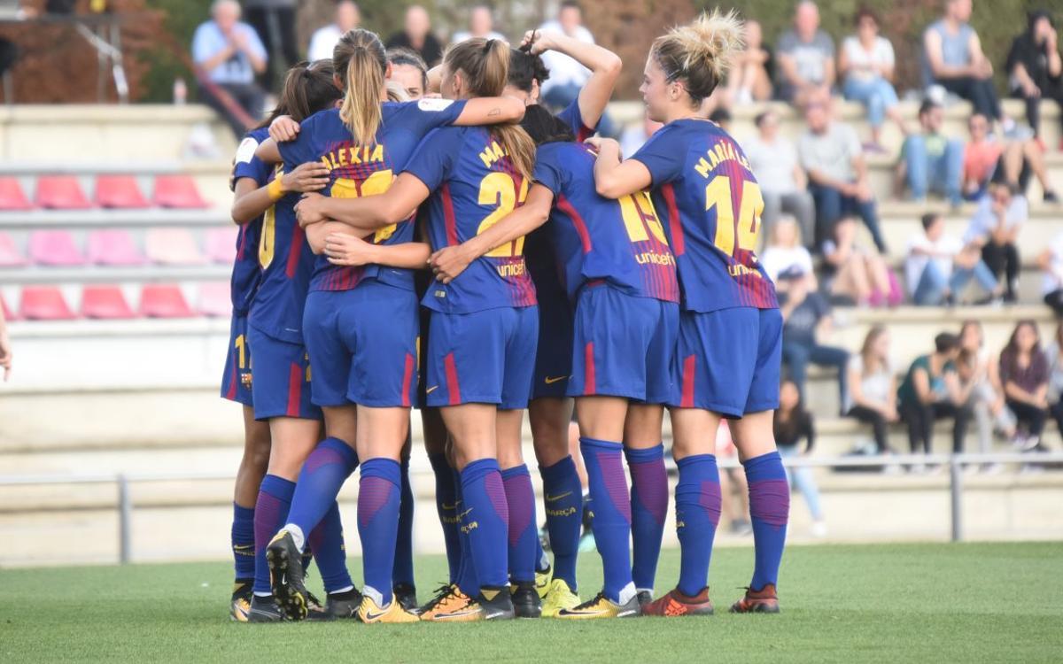 FC Barcelona Femenino: Llega la parte complicada de la Liga