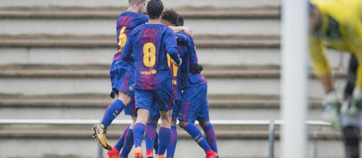 Barça U19B