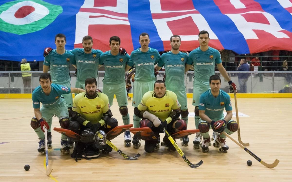 Hockey Forte – Barça Lassa: ¡Un liderato en juego en la Toscana!