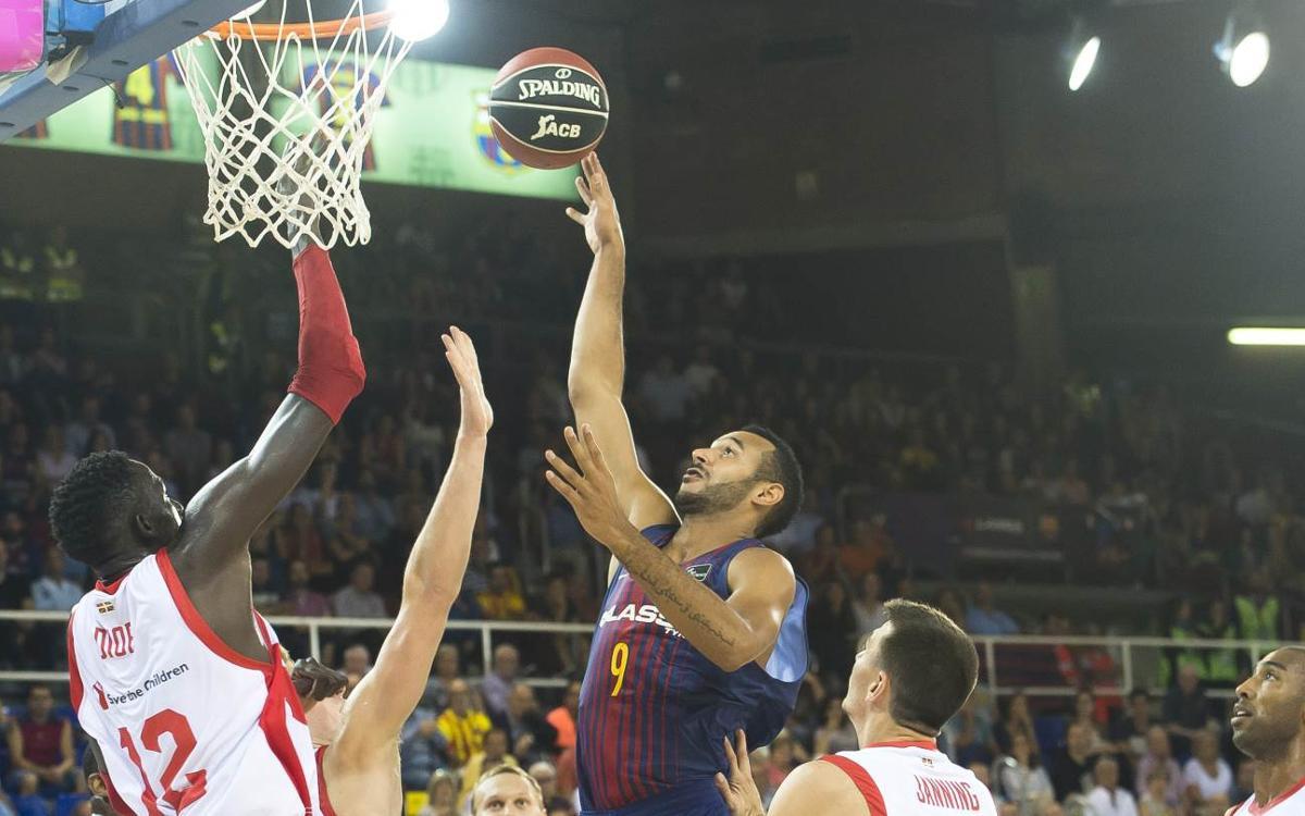 Baskonia – Barça Lassa: Nova prova de nivell a Vitòria