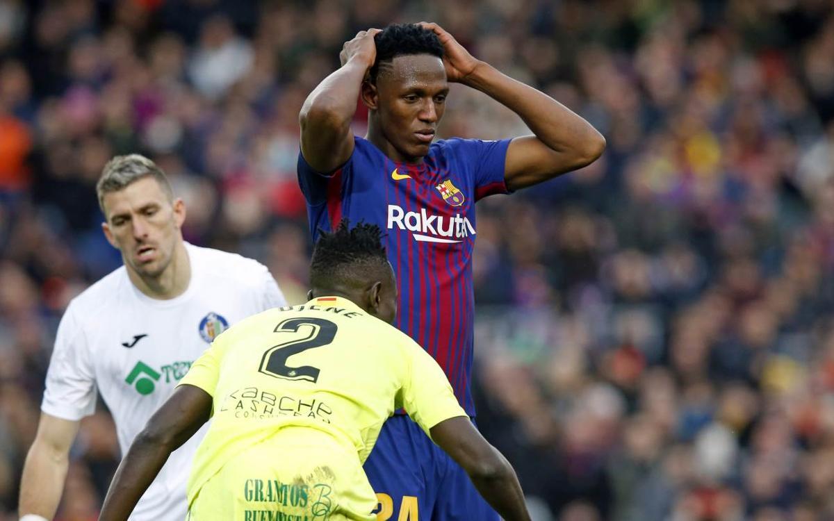 FC Barcelona v Getafe CF: A frustrating point (0-0)