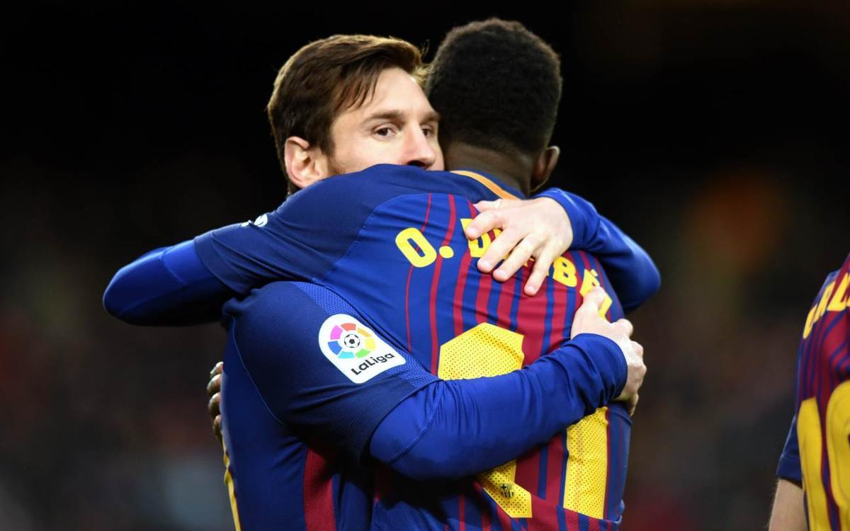 Vidéo | Avant-match : FC Barcelone - Getafe : On en salive déjà