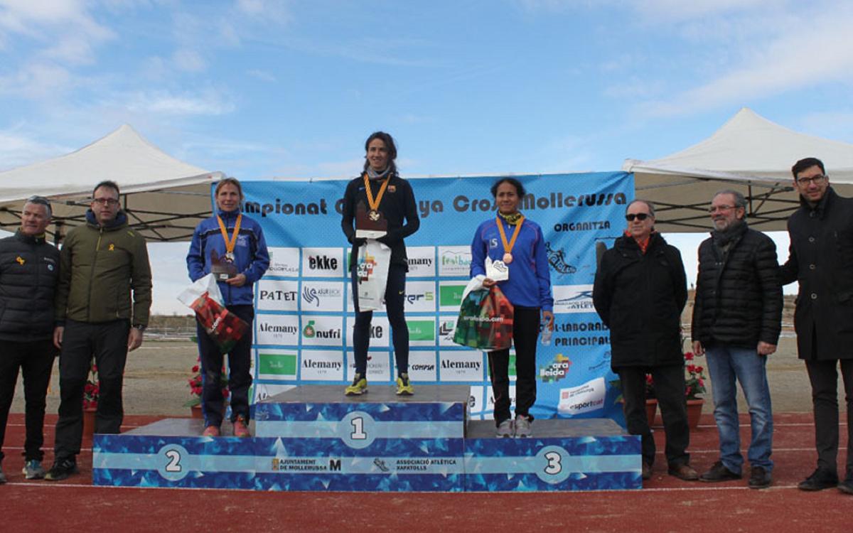 Fin de semana de éxitos para el atletismo azulgrana
