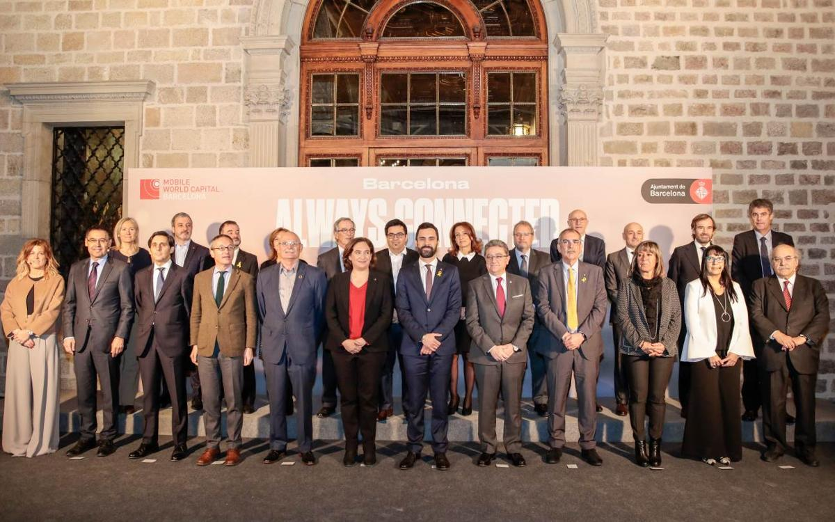 FC Barcelona reasserts its commitment to the Mobile World Congress, to the city and to innovation in sport