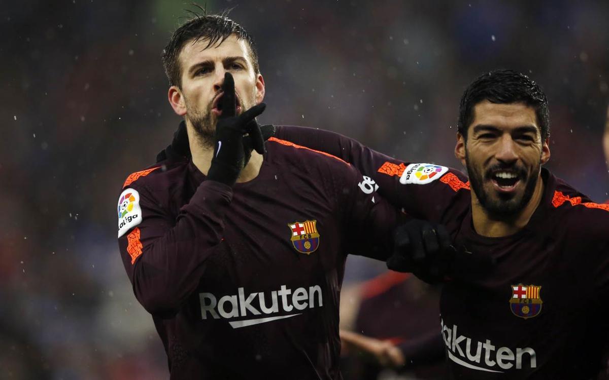 RCD Espanyol - FC Barcelona: Un líder amb caràcter (1-1)