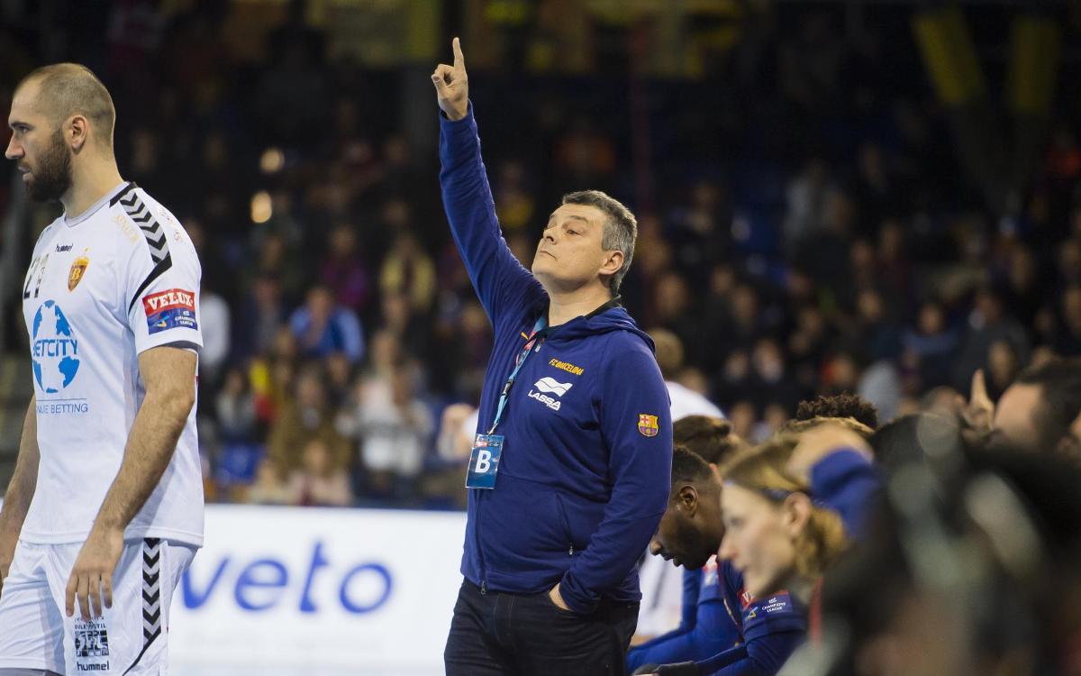 Barça Lassa – Orlen Wisla Plock: Consolidació i aspiració a la Champions