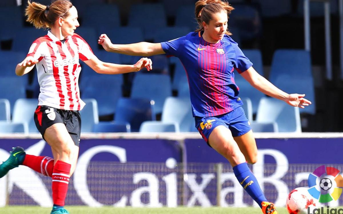 FC Barcelona Women v Athletic Club: Unfortunate defeat (0-1)