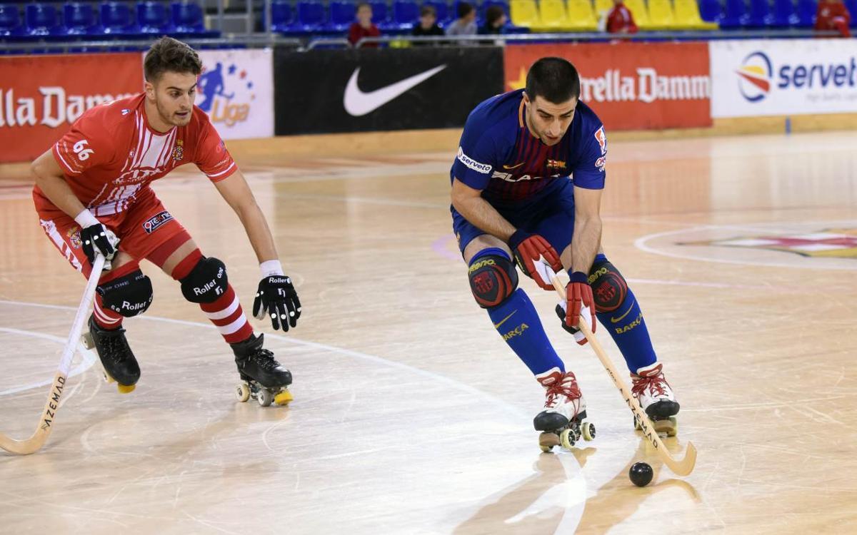 El Citylift Girona rival del Barça Lassa en la Copa del Rey