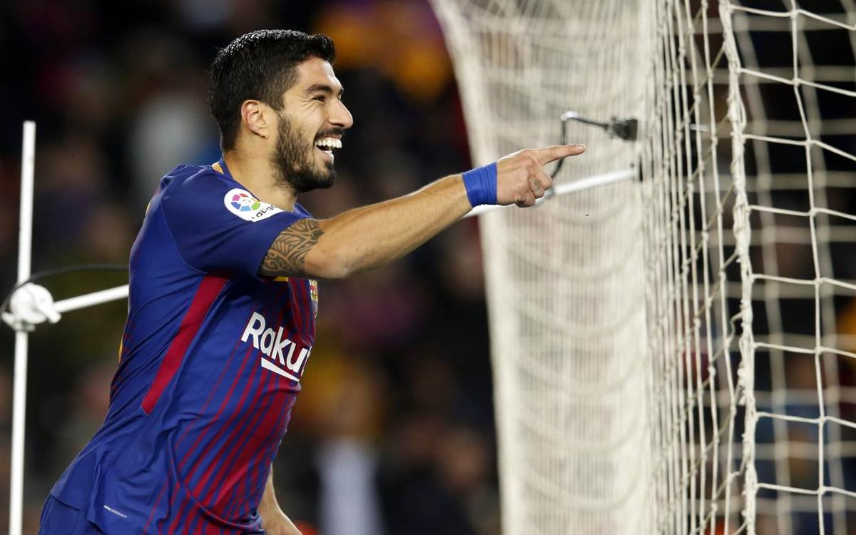 FC Barcelona 1-0 Valencia: In the driving seat