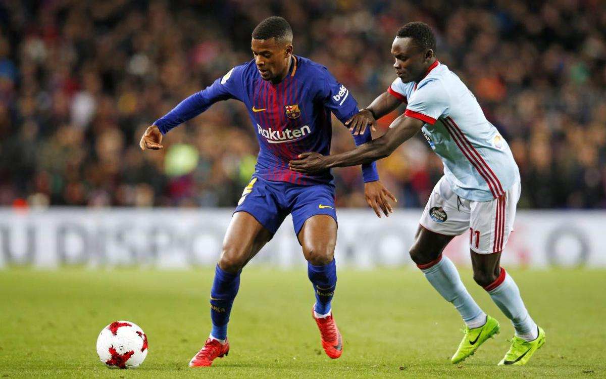 Nélson Semedo withdrawn from squad with tonsillitis