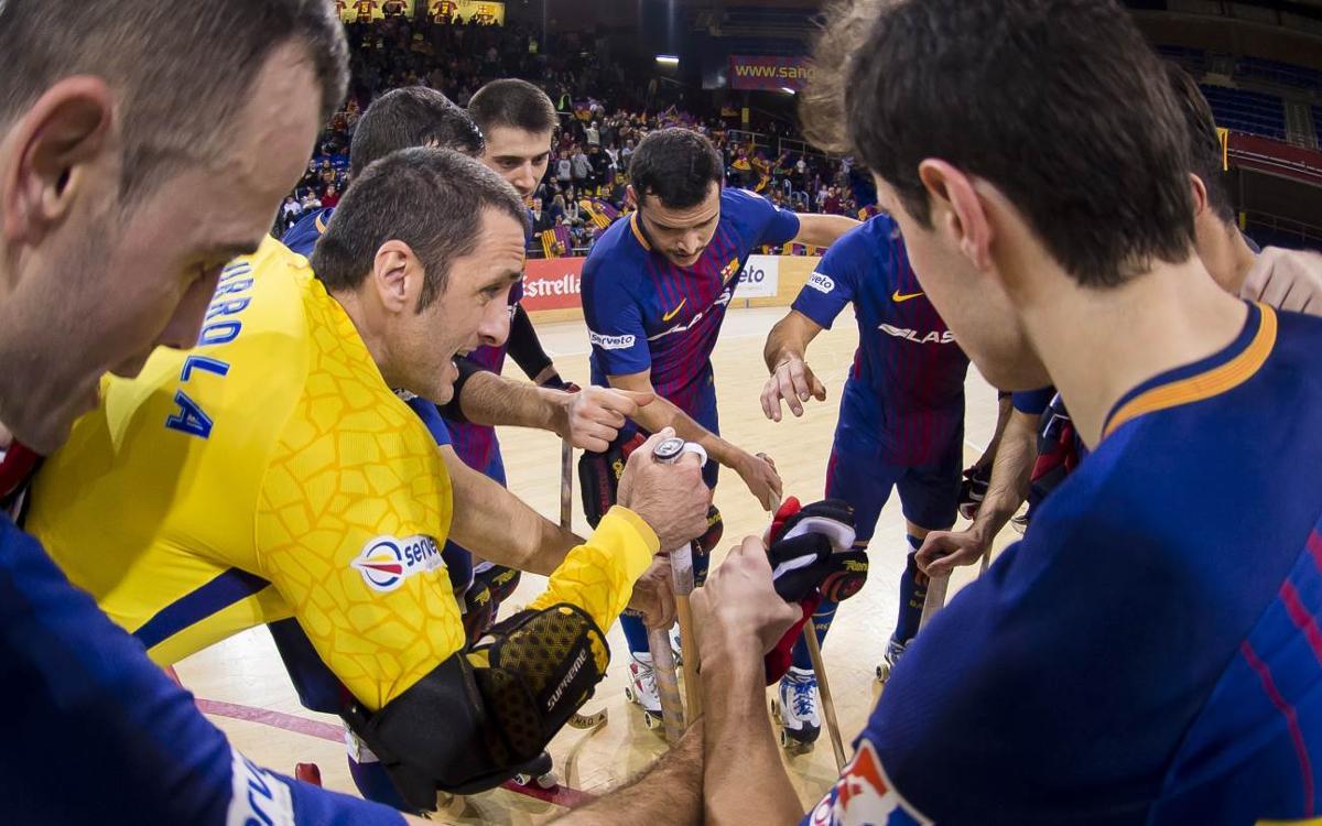 Barça Lassa – Vendrell: ¡Toca seguir ganando en la OK Liga!