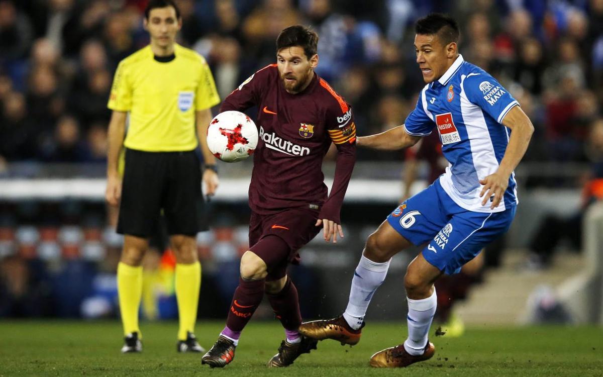 Vidéo - Le résumé du derby Espanyol - FC Barcelone