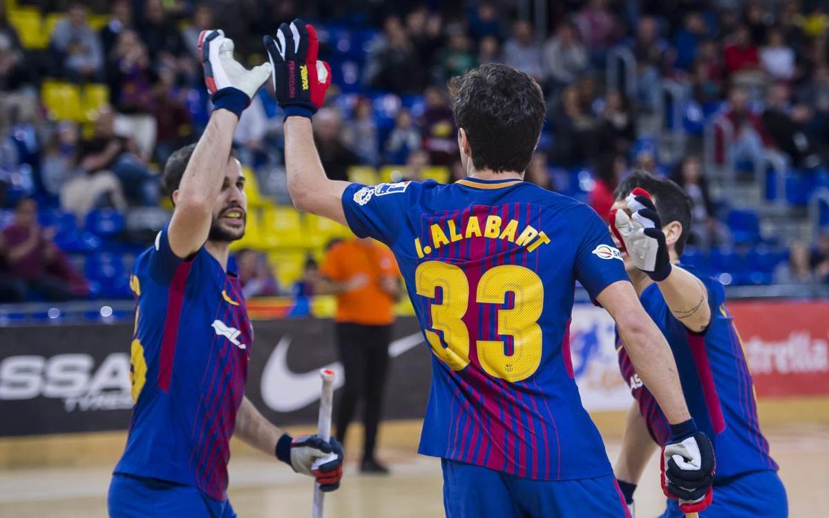 Barça Lassa beats Vendrell, 5–1
