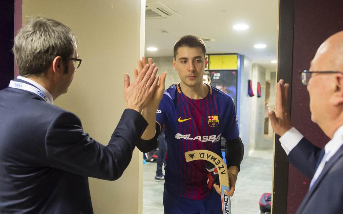 Barça Lassa – Asturhockey: La segona volta comença al Palau!