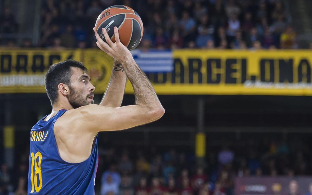 El calendario del Barça Lassa en la Euroliga de baloncesto