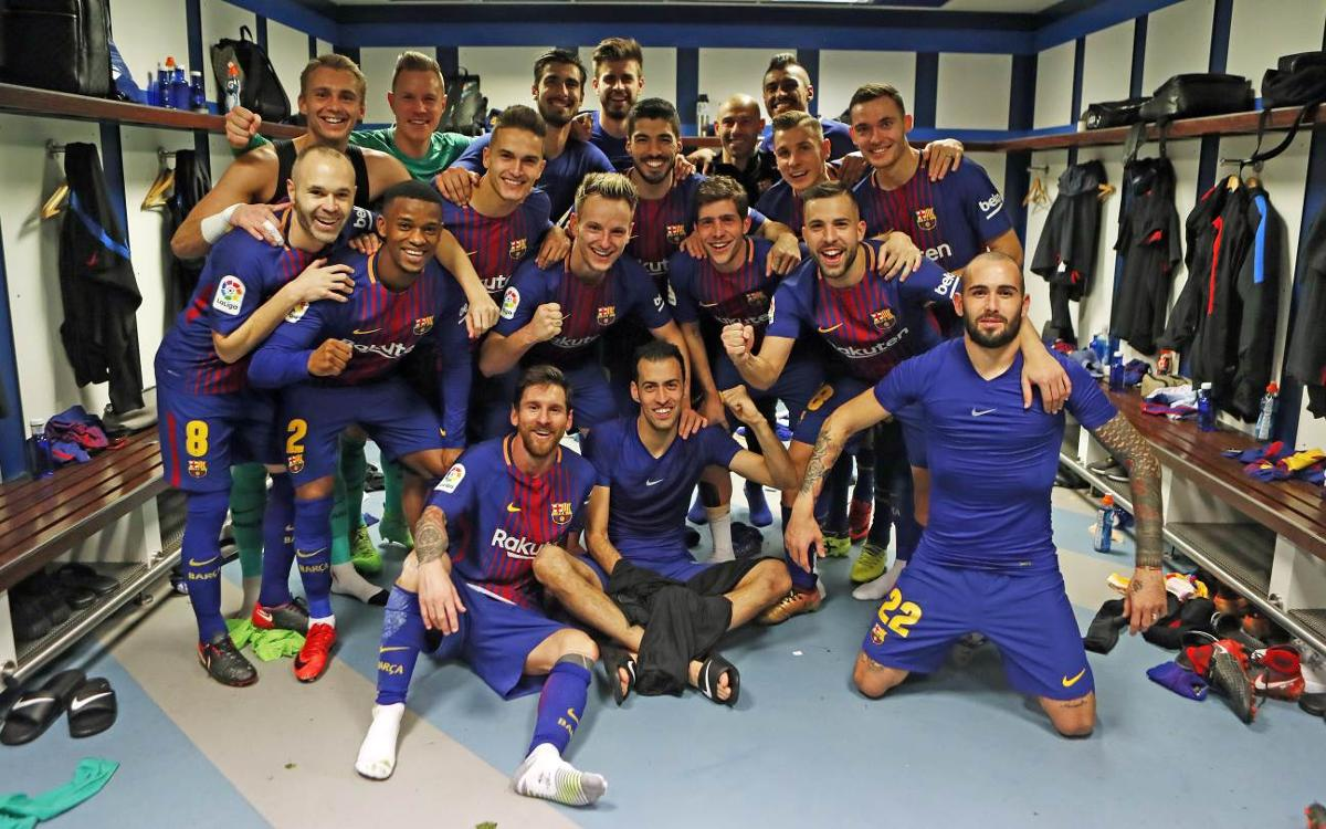 Third Liga win in a row at the Bernabéu