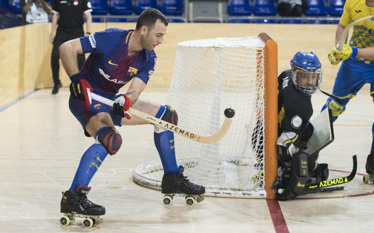 Palafrugell – FC Barcelona Lassa: Desplazamiento inédito para seguir fuertes en la OK Liga