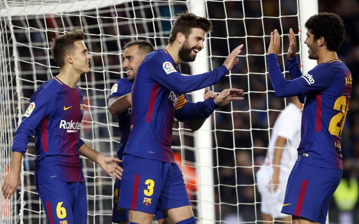 Vidéo | FC Barcelone - Murcie : Une 'manita' comme cadeau (5-0)