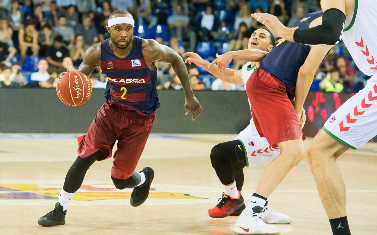 FC Barcelona Lassa v Baskonia: Winning debut for Bartzokas at the Palau (98-92, OT)