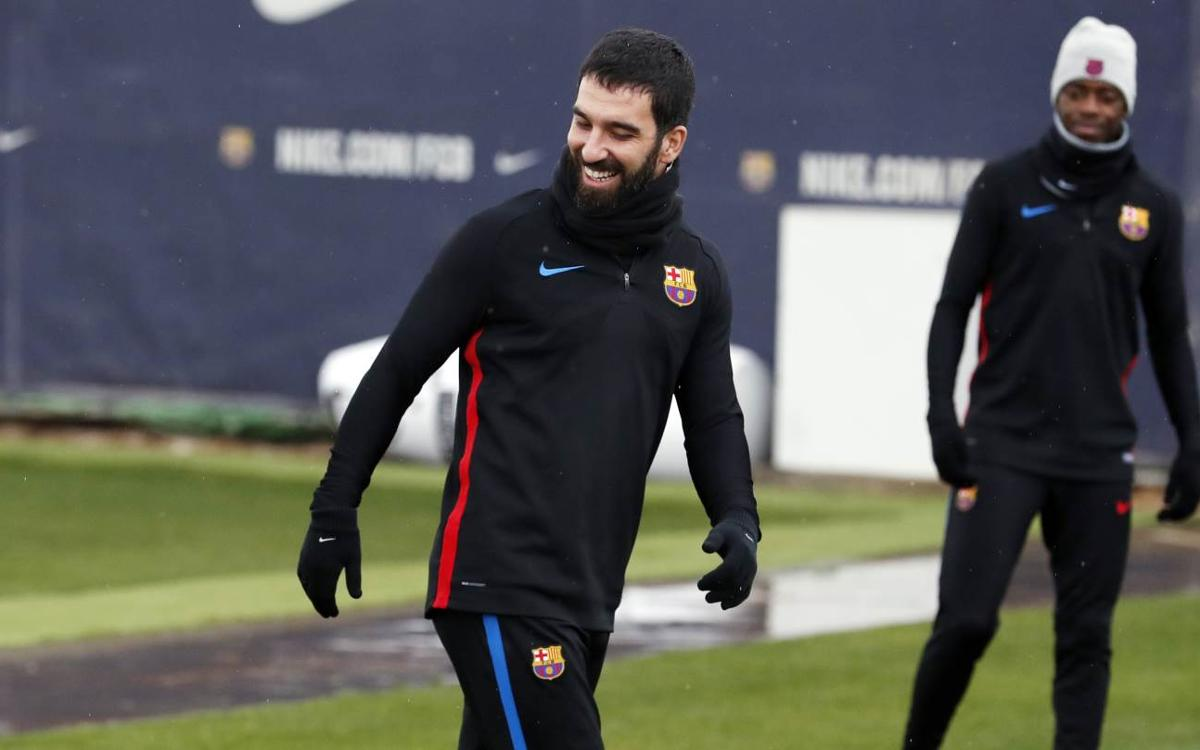 Agreement with Istanbul Basaksehir FK for the loan of Arda Turan
